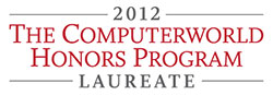 ComputerWorld Laureate Honors Program 2012