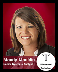 Photo of Mandy Mauldin