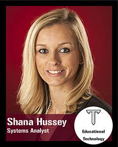 Photo of Shanna Hussey